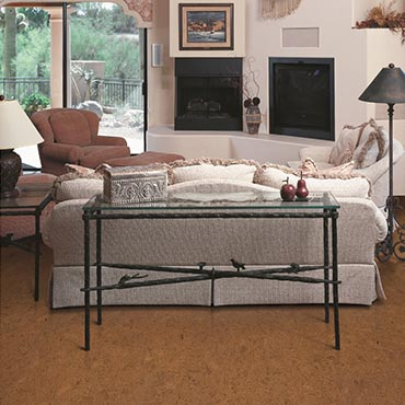 Natural CORK® Flooring | Living Rooms - 3403