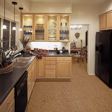 Natural CORK® Flooring | Kitchens - 3404