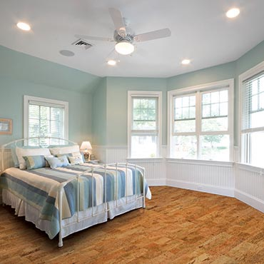 Natural CORK® Flooring | Bedrooms - 3406
