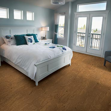 Natural CORK® Flooring | Bedrooms - 3411