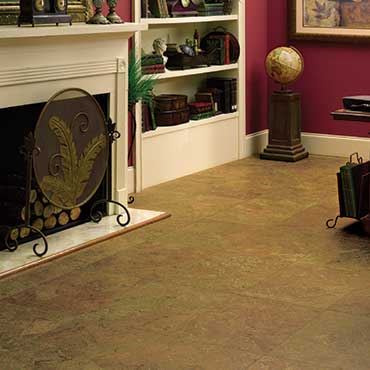 Natural CORK® Flooring | Living Rooms - 3419