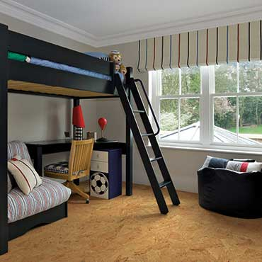 Natural CORK® Flooring | Kids Bedrooms - 3420