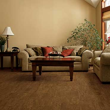 Natural CORK® Flooring | Living Rooms - 3421