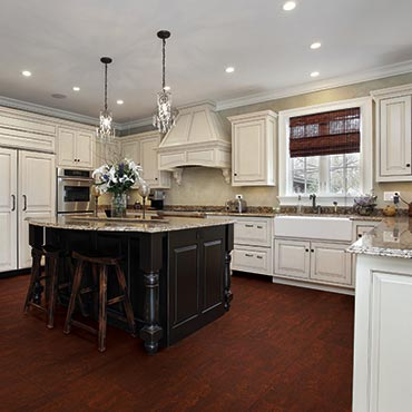 Natural CORK® Flooring | Kitchens