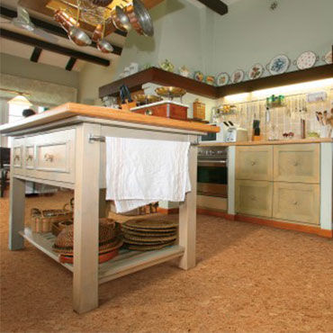 Natural CORK® Flooring | Kitchens - 5048