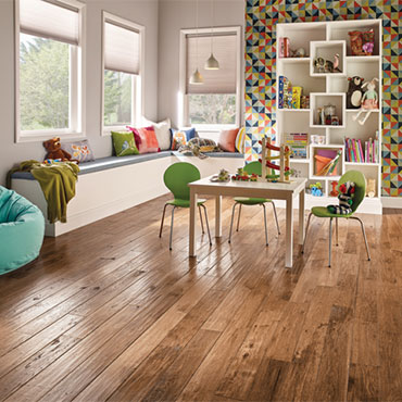 Hartco® Wood Flooring | Game/Play Rooms - 6656