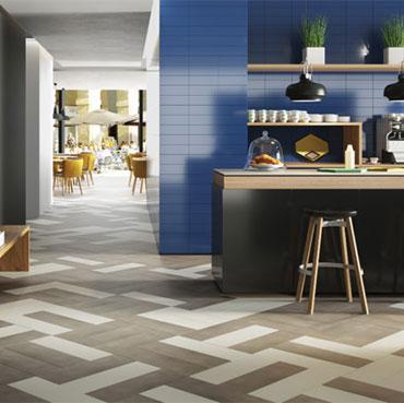 InterCeramic® USA Tile | Resturants/Bars - 6076
