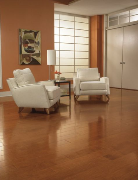 Living Rooms Designs Courtesy Of Armstrong Hardwood Flooring