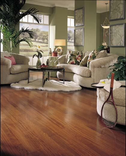Living rooms flooring ideas room design and decorating for Living room ideas oak flooring