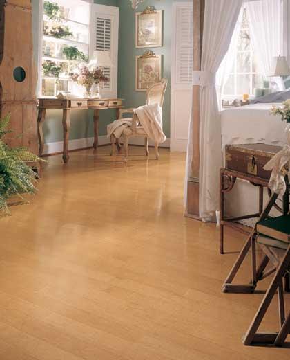 Bedrooms Designs Courtesy Of Mannington Hardwood Flooring