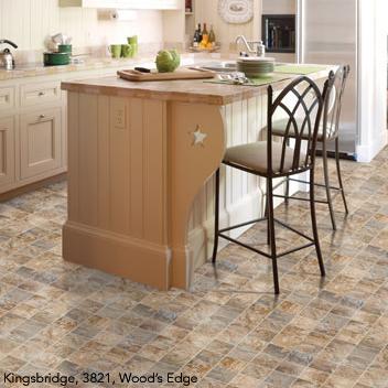 Kitchens Flooring Ideas And Choices Vinyl