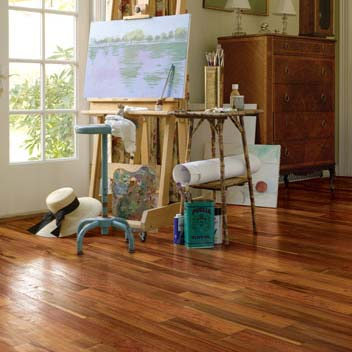 Sewing/Craft Rooms Designs Courtesy Of Mannington Hardwood Flooring   All  Rights Reserved.
