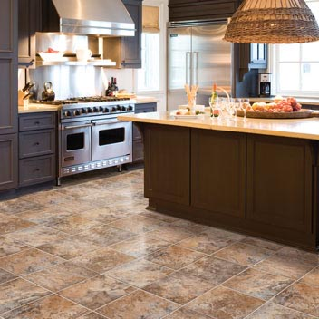 Kitchen Cork Floor Ideas