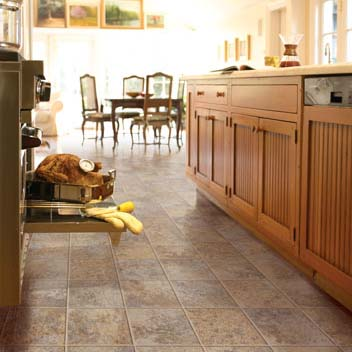 Kitchens flooring idea sobella supreme sobella vesuvius for Kitchen vinyl flooring
