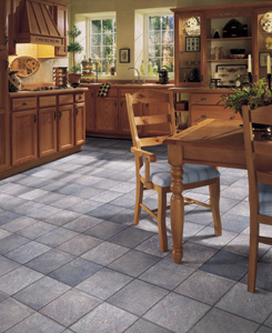 kitchens flooring ideas and choices - Laminate Kitchen Flooring