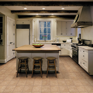 Kitchens Designs Courtesy Of Shaw Laminate Flooring   All Rights Reserved.