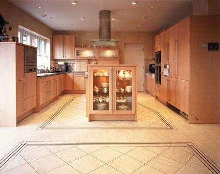 kitchens designs courtesy of amtico   vinyl flooring   all rights reserved  kitchens flooring idea   sd14 sedimentary sandstone light with      rh   floorguide com