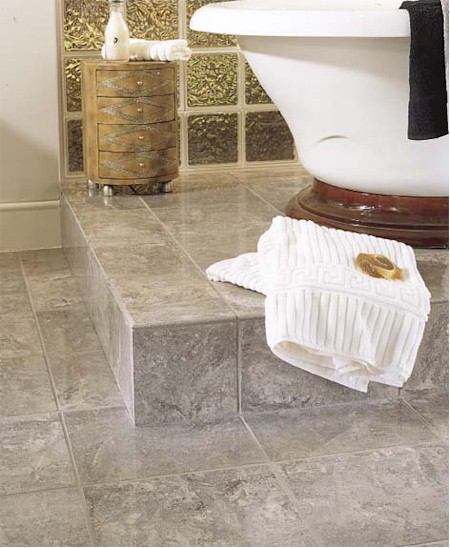 Empire series crossville porcelain tile Empire bathrooms