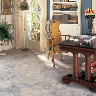 Home Office Study Flooring Idea French Quarter By Daltile Tile - Daltile new orleans