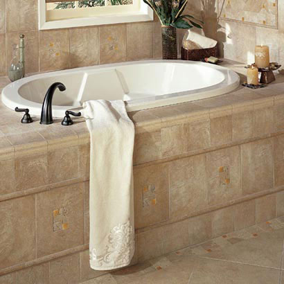 Bathrooms Designs Courtesy Of Daltile® Tile   All Rights Reserved.