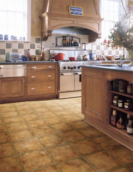 Kitchens Flooring Idea Estate By Domco Vinyl Flooring