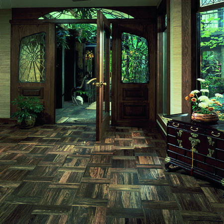 Foyers entry flooring idea pattern plus pattern 18 by for Flooring ideas for foyer