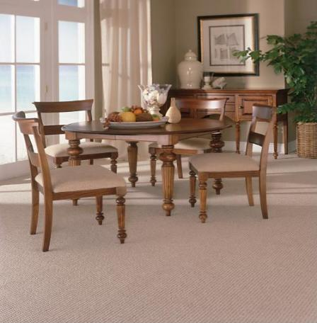 Carpet Dining Room