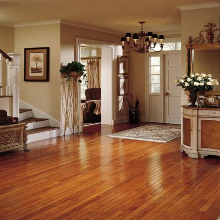 Kitchens Flooring Idea Batavia Strip Golden Oak By Robbins