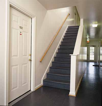 Stairs/Stairwells Flooring Ideas And Choices