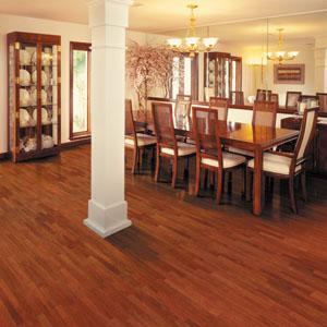 Dining Room Areas Flooring Idea Esteem 3 Strip