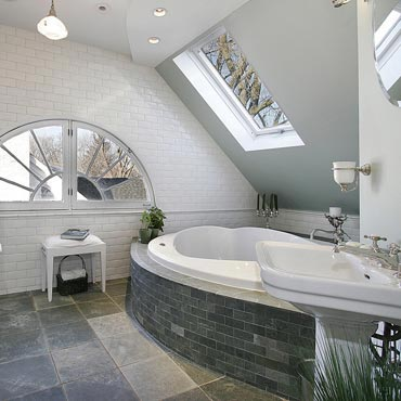 Bathrooms - Long Island Paneling Ceilings & Floors