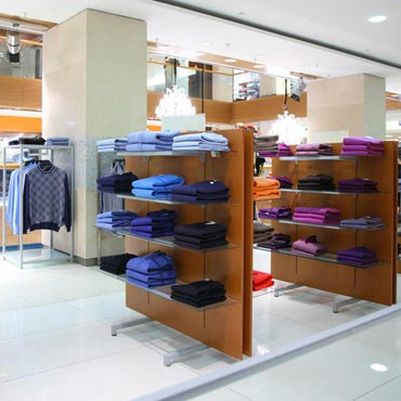 Retail/Shopping - Main Floor Covering