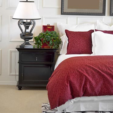 Bedrooms - Plaza Carpet & Hardwood Floor Company