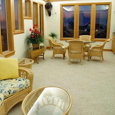 Sunrooms - Custom Floor Covering Inc
