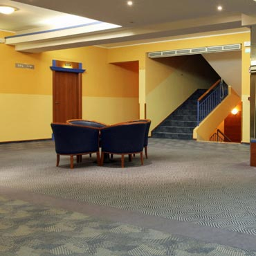 Lobbies - Belmont Carpets & Wood Flooring Inc