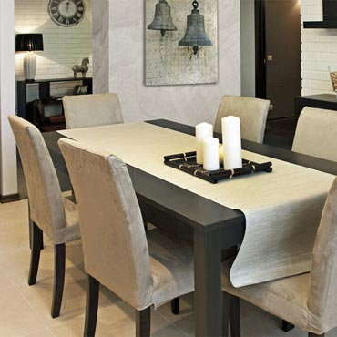 Dining Room Areas - American Flooring Cabinets & Granite