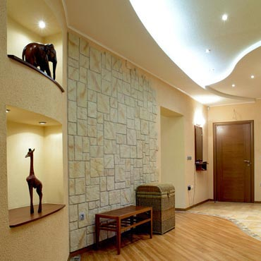 Nooks/Niches/Bars - Carpet One Flooring Gallery
