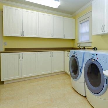 Laundry/Mud Rooms - Modern Glass Paint and Tile Company