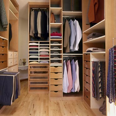 Dressing Room/Closets