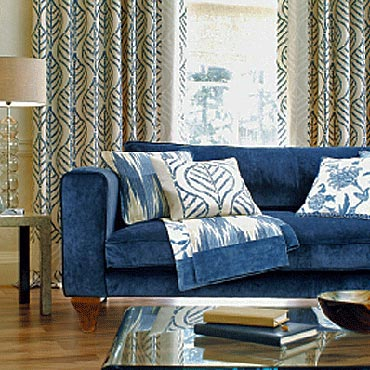 Living Rooms - Stover Carpet & Drapery