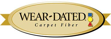Wear-Dated Carpet Fiber
