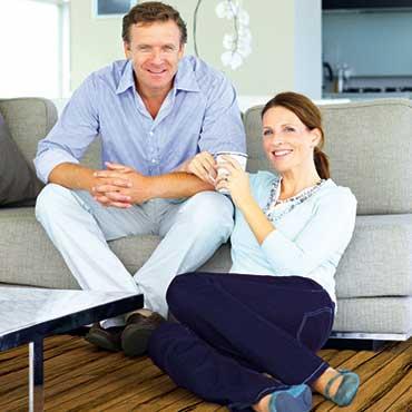 Natural BAMBOO� Flooring | Family Room/Dens