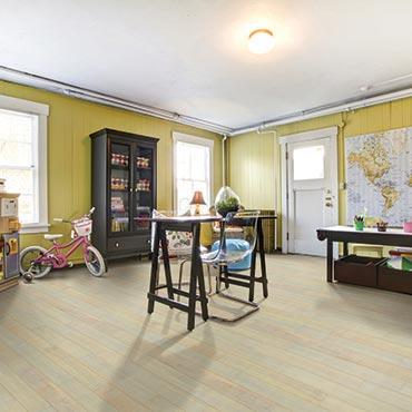 Natural BAMBOO� Flooring | Sewing/Craft Rooms
