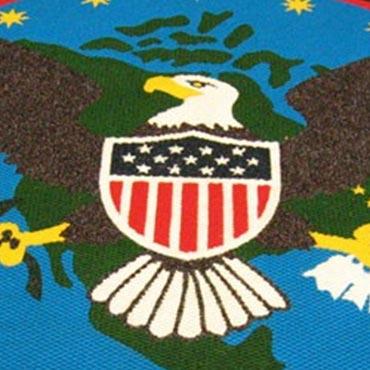 Van Gelder Logo/Image Mats