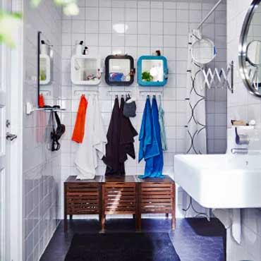 Ikea Bath Storage