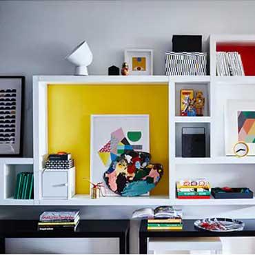 Ikea Furnishing | Family Room/Dens