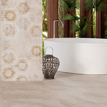 Decovita Porcelain Tile-ARTPRINT