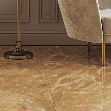 Decovita Porcelain Tile-ONYX-ARANCIO