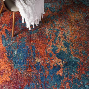 Nourison Area Rugs | Family Room/Dens