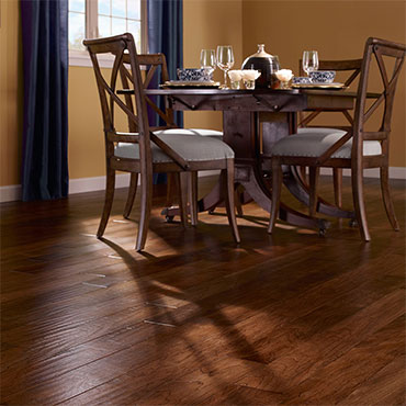 Mannington Hardwood Flooring | Dining Room Areas
